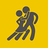 Cours de danse de couple