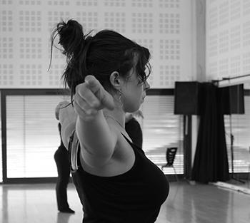 cours de danse moderne jazz