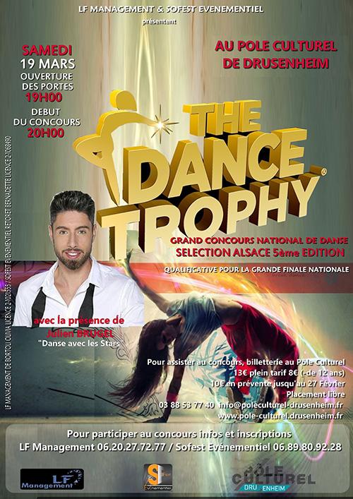 Affiche Dance trophy
