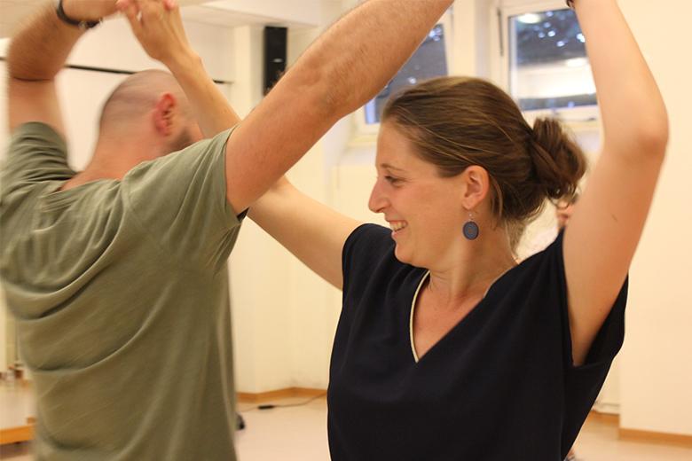 La fin d 39 ann e se f te en images dg danse for Ecole de danse de salon